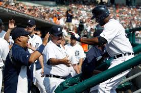 Boston poised to take early lead over Tigers
